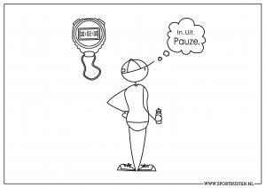 2. Ademhaling vóór het lopen