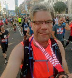 Dat had ik of mijn omgeving nooit gedacht. Ik doe mee met een marathon!