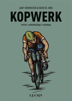 Kopwerk: Dit boek wil iedere wielrenner hebben