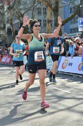 Ik weet het zeker: als ik nog eens een marathon loop, dan weer met Sportrusten!
