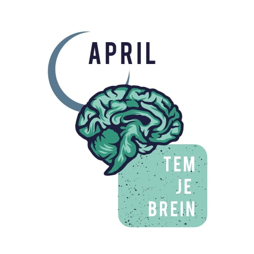 Sportrusten Jaarprogramma - April: Tem je brein