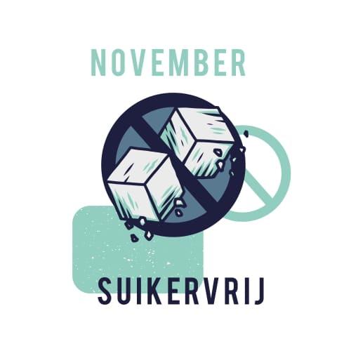 Sportrusten Jaarprogramma - November: Suikervrij