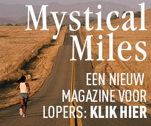 Mystical Miles: een nieuw magazine voor lopers