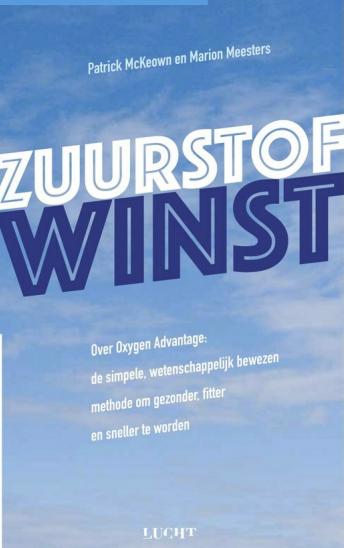 Boek Zuurstofwinst - De vertaling van Oxygen Advantage