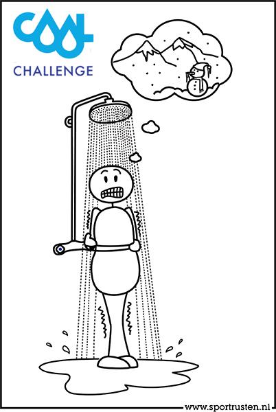 Koud douchen - Cool Challenge